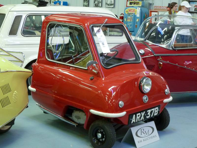 rm auctions bruce weiner microcar museum auction report. Black Bedroom Furniture Sets. Home Design Ideas