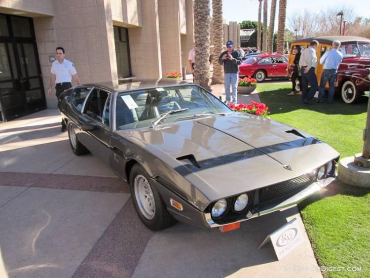 1973 Lamborghini Espada SIII 400 GT Coupe