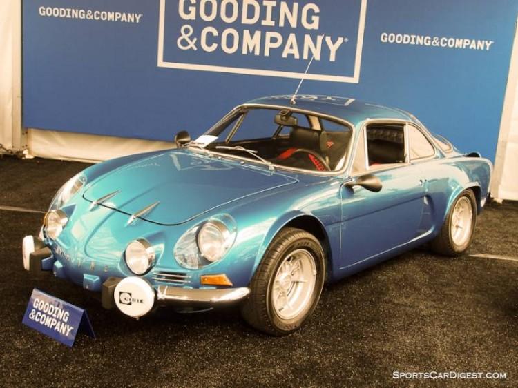 1976 Alpine A110 Coupe