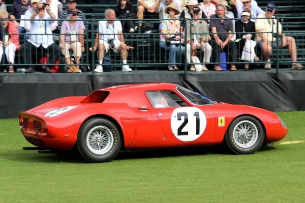 1965 Ferrari 250 LM Race Car