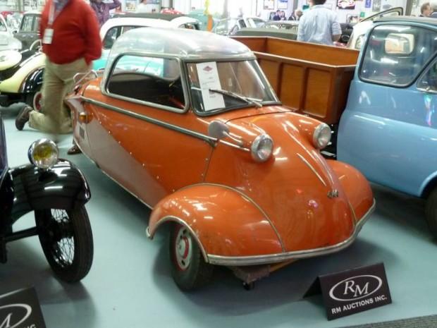 1959 Messerschmitt KR 200 Kabinenroller