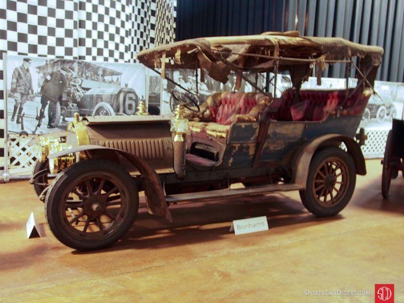 1906 Rainier Model D 45/50hp 7-Passenger Touring