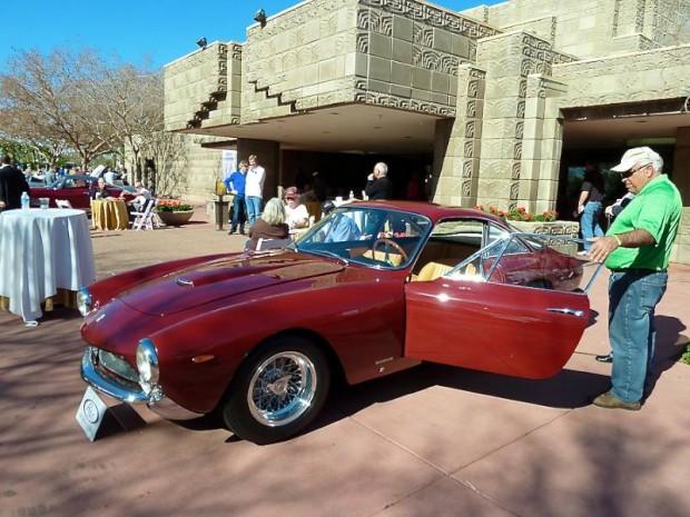 1963 Ferrari 250 GT/L Lusso Berlinetta