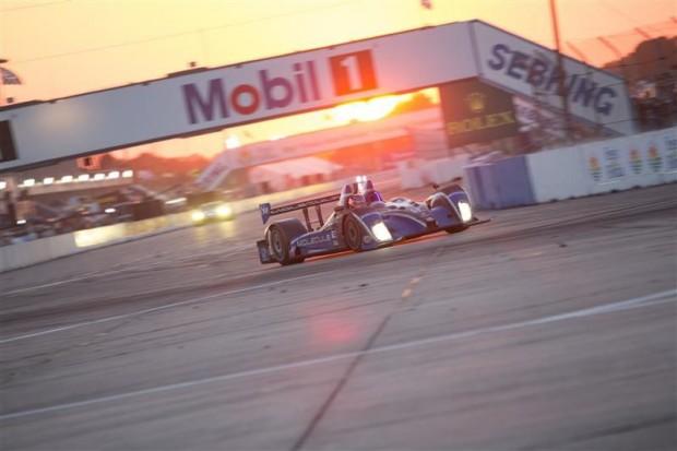 PC Won by #52 PR1 Mathiasen Motorsports
