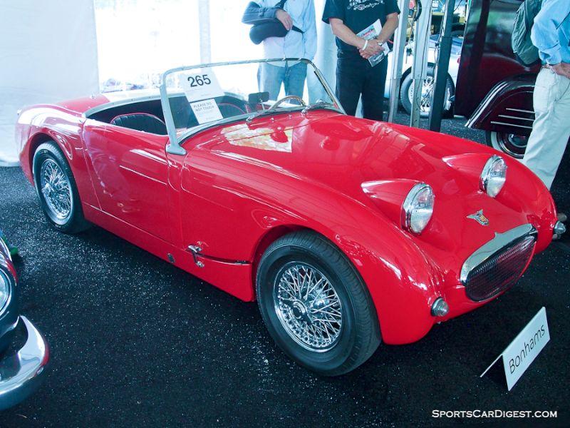 1960 Austin-Healey Sprite Mk I Bugeye Roadster