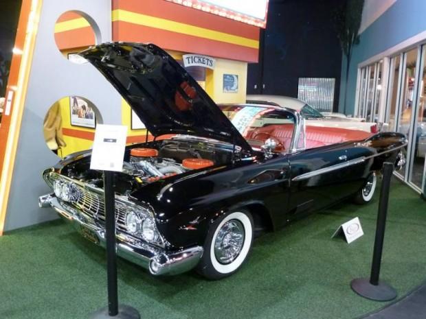 1961 Dodge Dart Phoenix D-500 Convertible Coupe