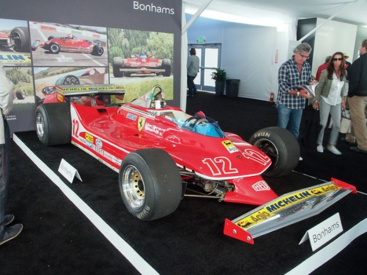 1979 Ferrari 312 T4 Formula 1