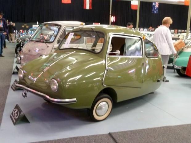 1956 Fuldamobil S-6 2-Dr. Sedan