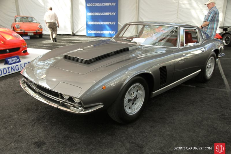 1972 Iso Grifo Series II Coupe, Body by Bertone