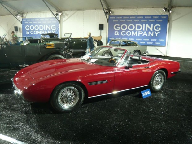 1969 Maserati Ghibli SS Spider for sale