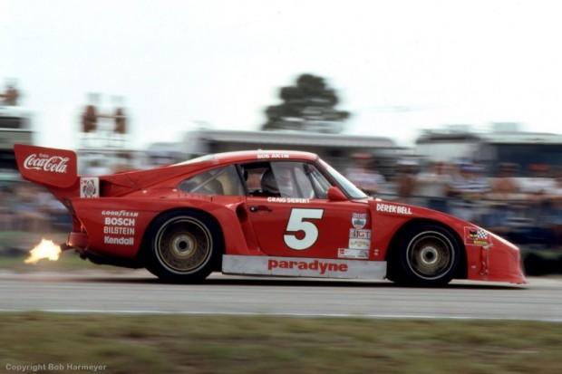 Bob Akin Porsche 935, Sebring 12 Hours 1982