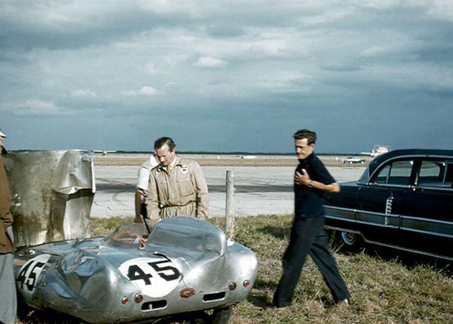 Lotus Eleven, Sebring 1956