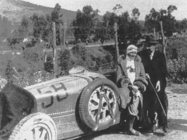 1927 Targa Florio, Bugatti T35B