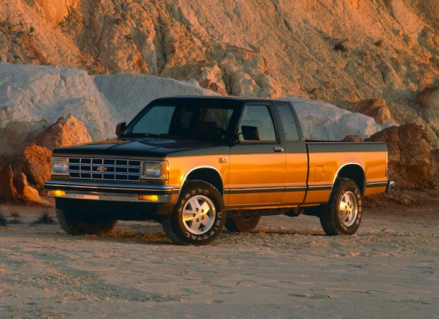 1989 Chevrolet S10 Pick-Up