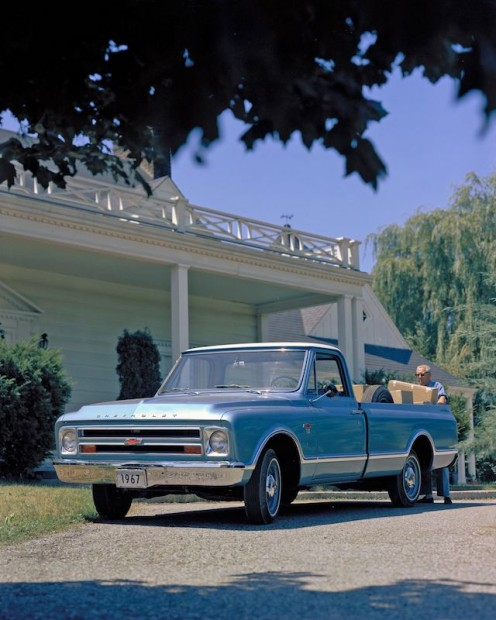 1967 Chevrolet Pick-Up