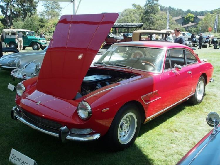 1966 Ferrari 330 GT 2+2 Series II, Body by Pininfarina
