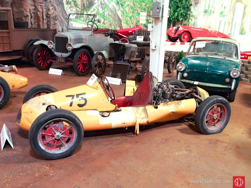 1952 Cooper Mark VI Formula 3