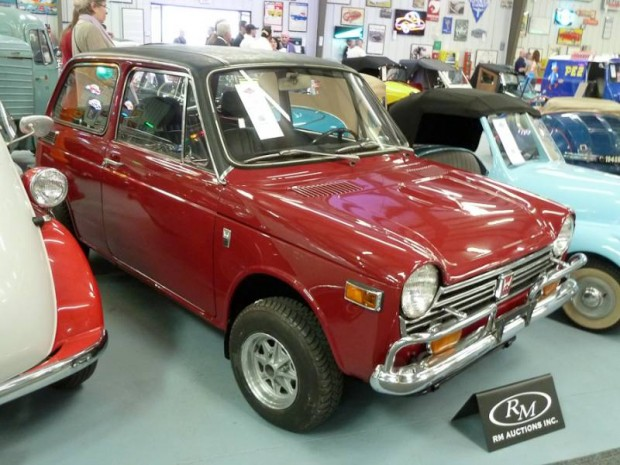 1970 Honda N600 Hatchback