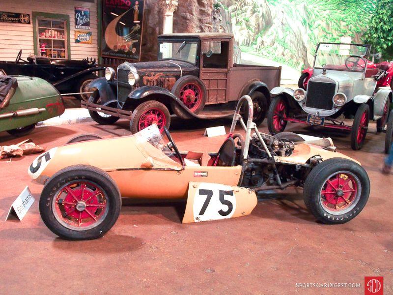 1958 Cooper Mark XII Formula 3