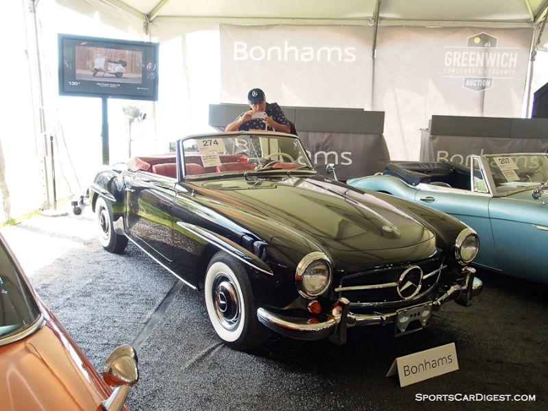 1960 Mercedes-Benz 190SL Roadster
