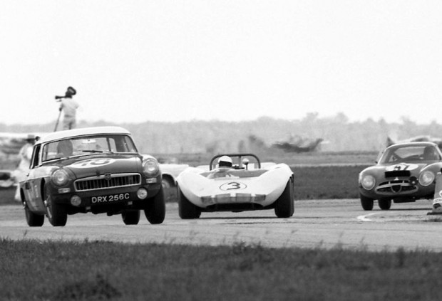 #48 MGB with Brad Picard and Al Pease