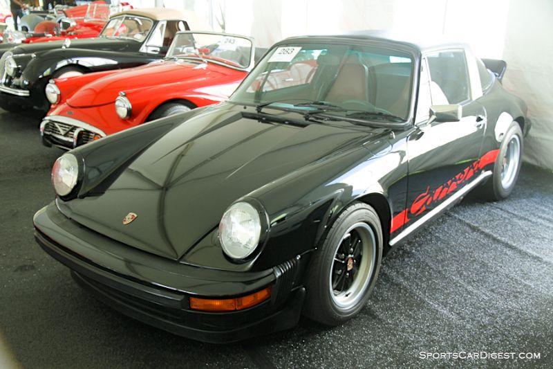 1974 Porsche 911 Carrera 2.7 Targa