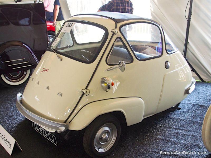 1956 Velam Isetta Coupe