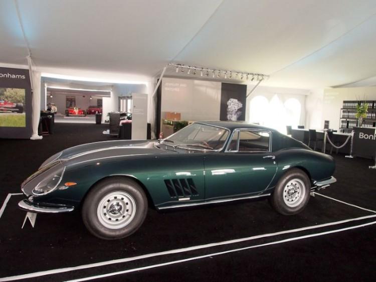 1966 Ferrari 275 GTB Berlinetta, Body by Pininfarina/Scaglietti