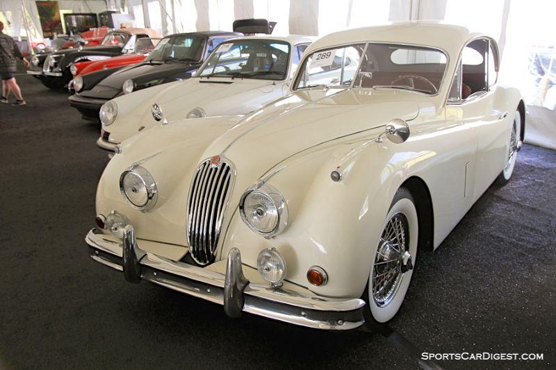 1957 Jaguar XK 140MC Fixed Head Coupe