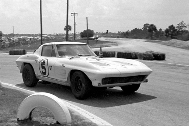 George Robertson and Dick Boo took this fairly stock Corvette to 33rd and 1st in GT+5.0.
