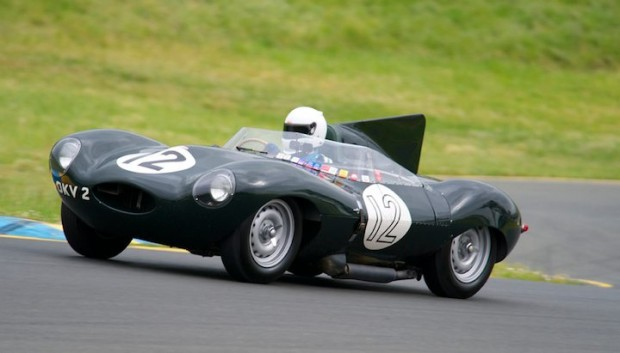 1954 Jaguar D-Type OKV-2