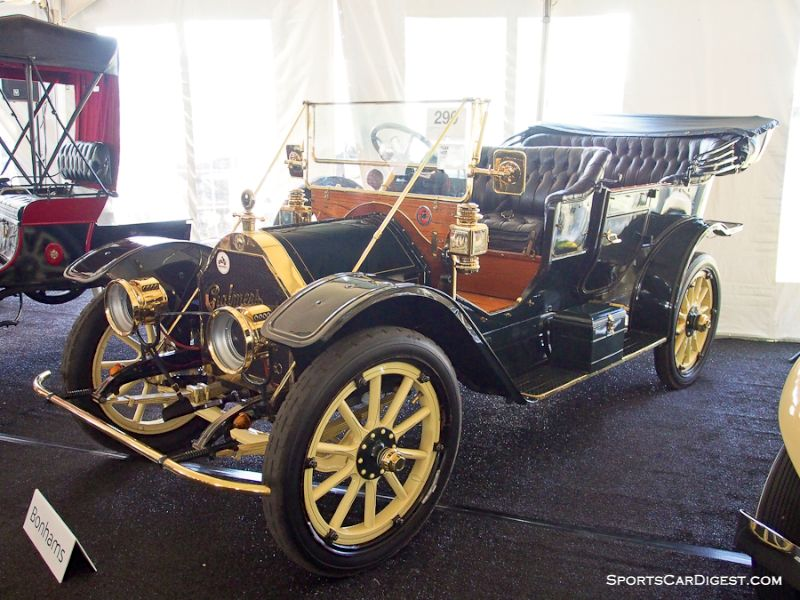 1910 Chalmers-Detroit Model K Touring