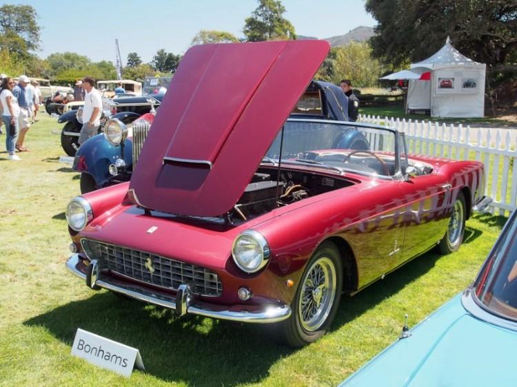 1960 Ferrari 250 GT Cabriolet SII, Body by Pinin Farina