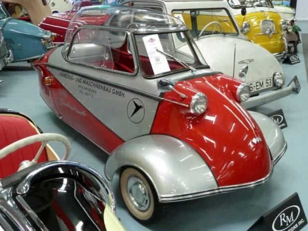 1962 Messerschmitt KR 200 Service Car