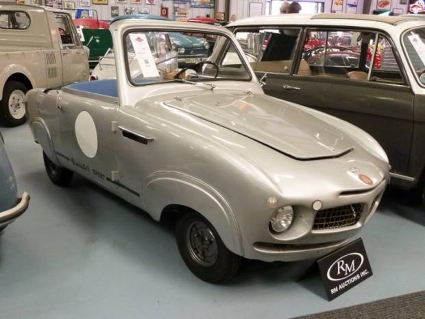 1957 Biscuter 200-F Roadster