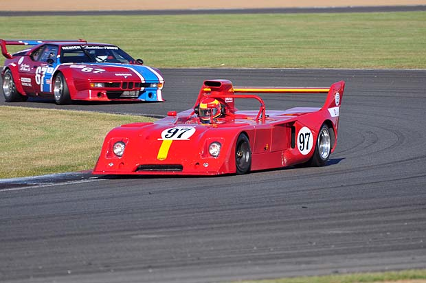 <strong>2nd place -  John Burton Chevron B26. Photo: Simon Wright</strong>