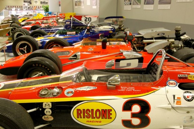 1968 to 1971 Rear-engine Indianapolis 500 Winners
