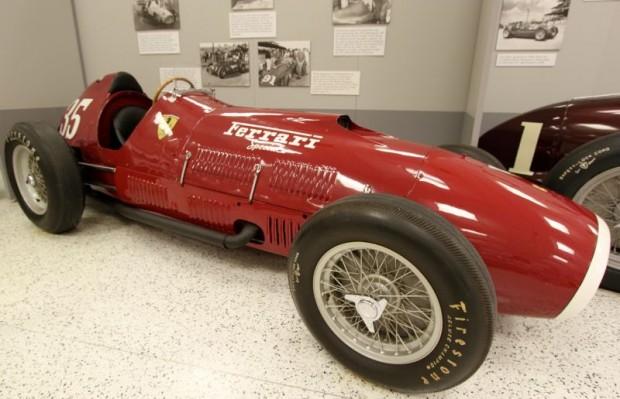 1952 Ferrari 375 Indianapolis Special