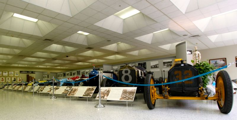 Indianapolis Motor Speedway Hall Of Fame Museum Profile