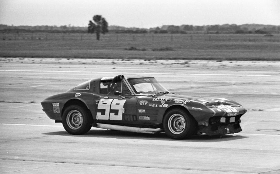 Phil Currin - 1963 Chevrolet Corvette