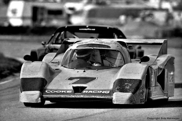 Cooke Racing Lola T600 HU1 Chevrolet, 1982 Sebring 12 Hours
