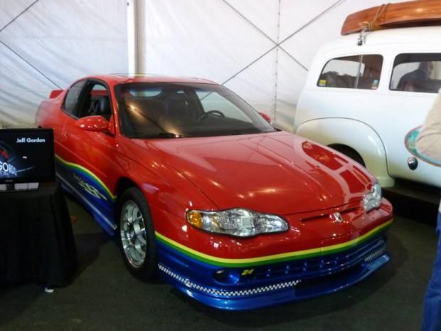 2000 Chevrolet Monte Carlo Street Version Race Car