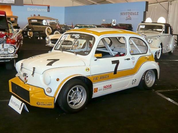 1967 Fiat Abarth TC Berlina Corsa