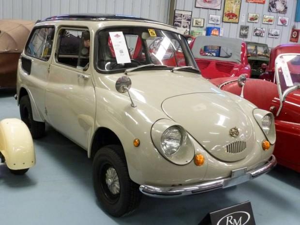 1967 Subaru 360 Custom Station Wagon