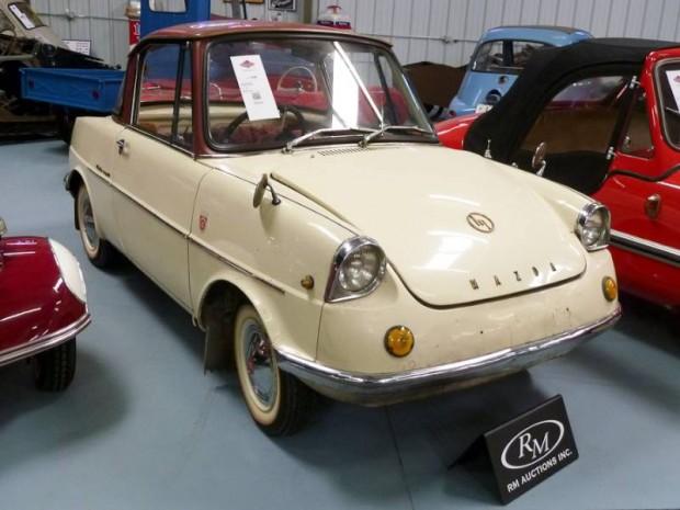 1962 Mazda R-360 Coupe