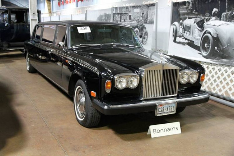 1976 Rolls-Royce Silver Shadow Limousine