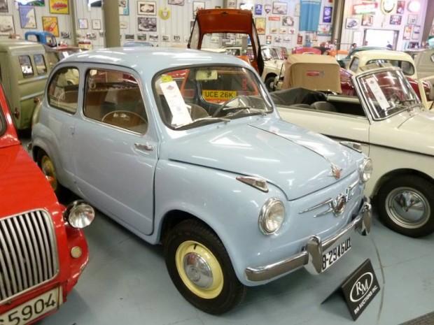 1961 SEAT 600
