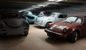 Porsche Collection Offered at Auction