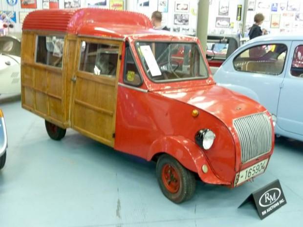 1958 Biscuter 200-I Furgoneta