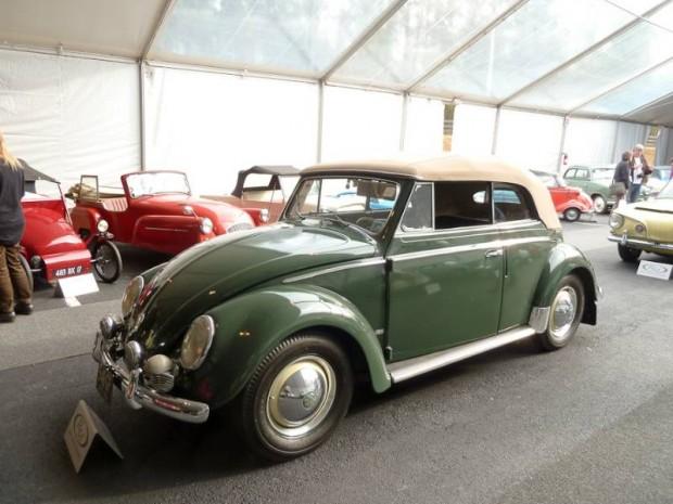 1954 Volkswagen Beetle 1200 Deluxe Convertible